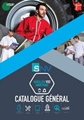 catalogue V�tements PRO SNV 2018